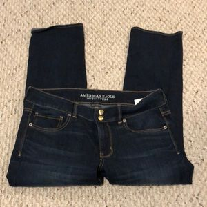 American Eagle Outfitters Jeans - American Eagle Crop Jean